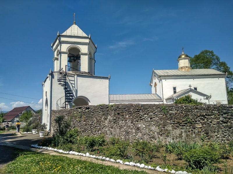 илорский храм абхазия
