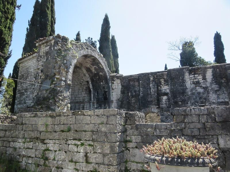 абхазия цандрипшская базилика