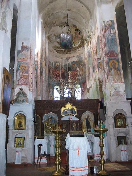 лыхны церковь