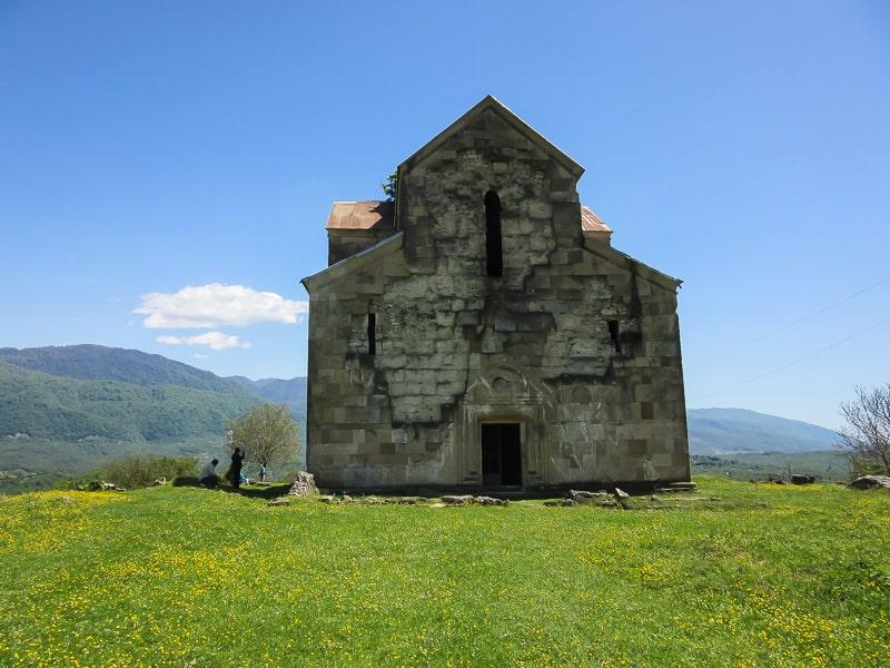 абхазия собор